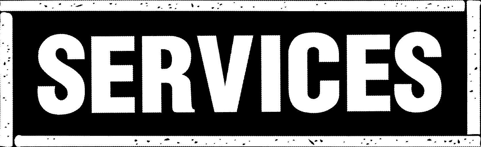 Service Logo White