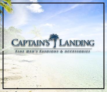 captains landing portfolio