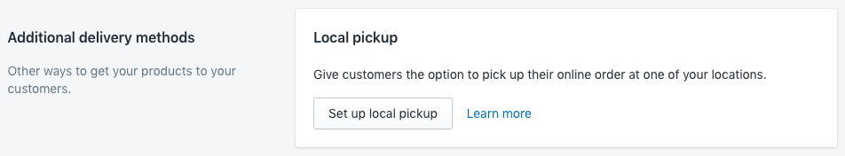 shopify local pick option example 2